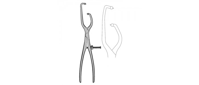 Pelvic Reduction Forceps (3)